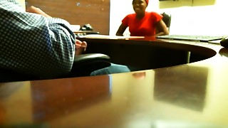 Black and Ebony,Blowjob,Flashing,Hidden Cams,Office,Orgasm,Voyeur