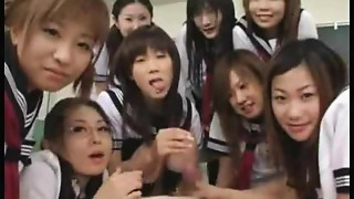 Asian,Group Sex,Old and young,School,Teen
