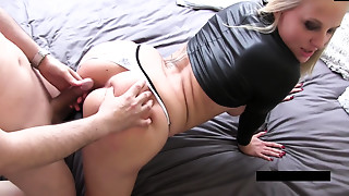 Beautiful,Blonde,Blowjob,Cumshot,Facial,Fucking,Mature,MILF,Stepmom,Strip