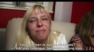Group Sex,Fucking,Homemade,Office,Party,POV