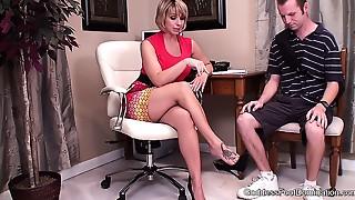 BDSM,Cumshot,Facial,Fetish,Foot Fetish,Latex,Mature,MILF,Stepmom