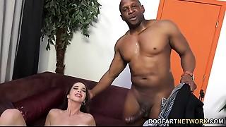 Big Cock,Black and Ebony,Interracial