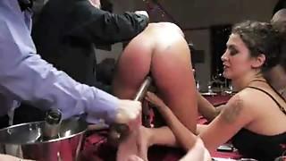 BDSM,Blowjob,Extreme,Fisting,Group Sex,Fucking,Sex Toys