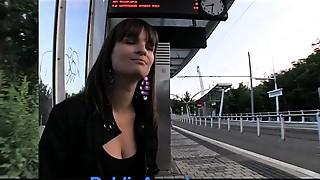 Amateur,Big Boobs,Big Cock,Brunette,Outdoor,POV,Public Nudity,Reality