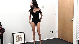 Anal,Babe,Beautiful,Big Ass,Big Cock,Blowjob,Brunette,Casting,Cumshot,Facial