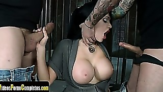Big Cock,Blowjob,Gangbang,Group Sex,Hairy,Fucking,Mature,MILF,Office,Stepmom