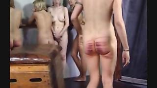 BDSM,Outdoor,Spanking,Teen