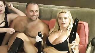 Anal,Fucking,Sex Toys,Strapon