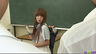 Asian,Group Sex,Fucking,School,Teen
