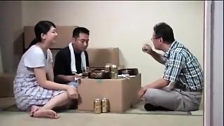 Asian,Threesome