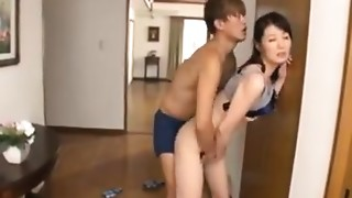 Asian,Cheating,Creampie,Cuckold,Mature,MILF,Stepmom,Wife