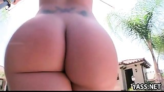 Anal,Big Ass,Car Sex,Fucking,Wet