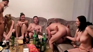 Czech,Group Sex,Fucking,Party,Reality,Russian,School,Student,Teen