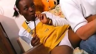 Black and Ebony,Fucking,Interracial,Petite,Teen
