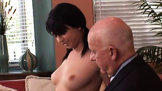 Brunette,Fucking,Old and young,Teen