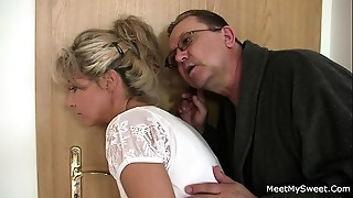 Cheating,Daddy,Grannies,Mature,MILF,Old and young,Teen,Threesome