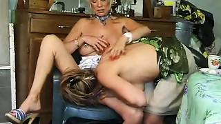 Anal,Big Boobs,Grannies,Fucking,Threesome