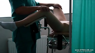 BDSM,Doctor,Latex,Orgasm,Uniform,Voyeur