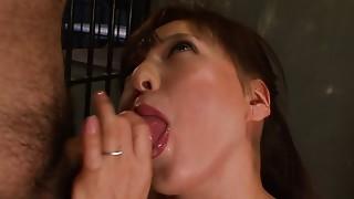Asian,BDSM,Big Boobs,Big Cock,Blowjob,Brunette,Facial,Fetish,Foot Fetish,Latex