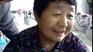 Asian,Couple,Grannies,Mature