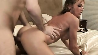 Big Boobs,Blonde,Couple,Extreme,Fucking,Mature,MILF,Old and young,Orgasm,Pornstar