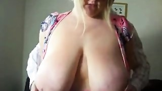 Big Boobs,Chubby,Cumshot,Fucking,Homemade,Mature,MILF,Natural,Orgasm,Redhead