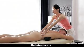 Big Ass,Big Boobs,Big Cock,Brunette,Massage,Natural,Oiled,Petite,Russian,Shaved