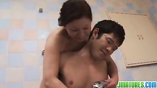 Asian,Blowjob,Mature