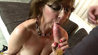 Grannies,Fucking,Mature,MILF,Old and young,Stepmom,Stockings,Teen