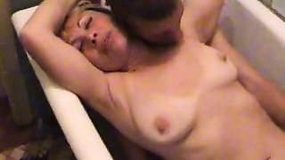Blonde,Mature,Old and young,Teen