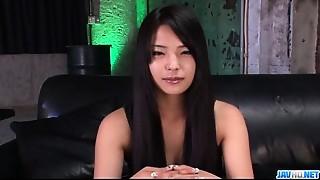 Asian,Ass licking,Blowjob,Casting,Creampie,Fingering,Fucking,Stockings,Teen