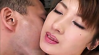 Asian,Blowjob,Close-up,Doggystyle,Fingering,Hairy,MILF,Small Tits