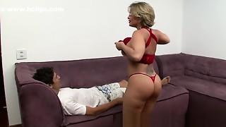 Big Ass,Big Boobs,Blonde,Homemade,MILF,Tattoo