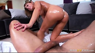 Big Ass,Cheating,Extreme,Fetish,Lingerie,Massage,Oiled,Small Tits,Wet