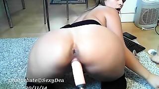 Anal,Big Ass,Sex Toys