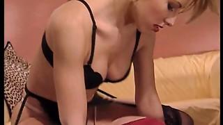 Anal,Cumshot,Lesbian,Sex Toys,Stockings,Vintage