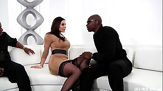 Babe,Big Boobs,Big Cock,Black and Ebony,Blowjob,Doggystyle,Fucking,Interracial,MILF,Pornstar