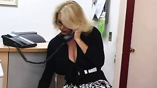 Big Ass,Big Boobs,Chubby,Cumshot,Glasses,High Heels,Mature,Secretary
