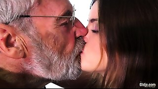 Ass licking,Babe,Big Ass,Big Cock,Blowjob,Close-up,Cumshot,Daddy,Doggystyle,Grannies