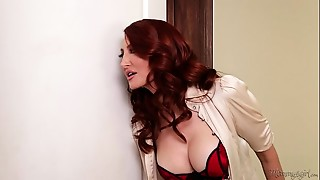 Big Ass,Big Boobs,Lesbian,Mature,MILF,Old and young,Redhead,Stepmom,Teen