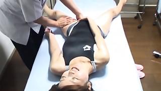 Asian,Fake,Massage,Masturbation