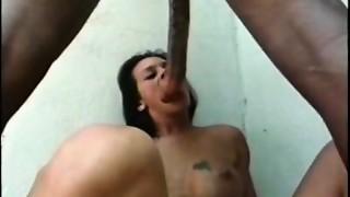 BBW,Big Ass,Big Boobs,Black and Ebony,Double Penetration,Fucking,Outdoor,Vintage