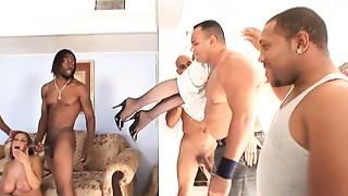 Big Ass,Black and Ebony,Double Penetration,Gangbang,Fucking,Interracial,Mature