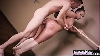 Anal,Big Ass,Big Boobs,Fucking,Oiled