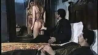 Group Sex,Fucking,School,Threesome,Vintage