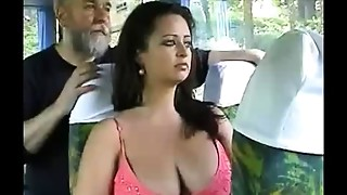 BBW,Big Boobs,Bus,Masturbation,Softcore