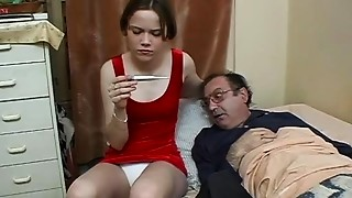 Blowjob,Daughter,Fucking,Mature,Old and young,Teen