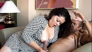 BBW,Big Ass,Big Boobs,Blowjob,Chubby,Cumshot,Latina