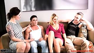 Group Sex,Mature,MILF