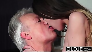 Beautiful,Blowjob,Cumshot,Daddy,Doggystyle,Facial,Grannies,Fucking,Old and young,Teen
